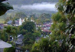 Village in Copan